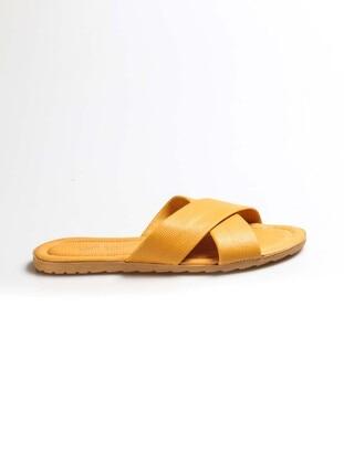 Mustard - Slippers