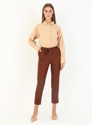 Terra Cotta - Pants