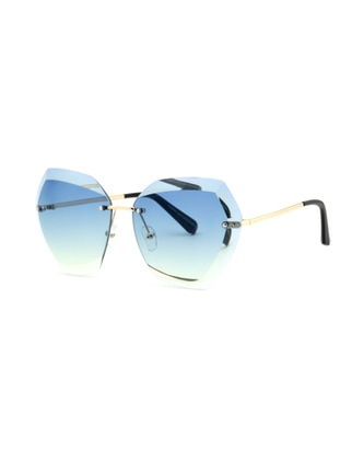 Blue - Sunglasses - Almera