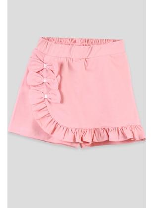 Salmon - Girls` Shorts - Breeze Girls&Boys