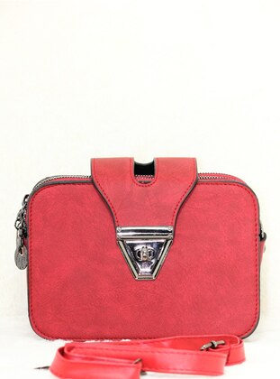 - Red - Satchel - Shoulder Bags