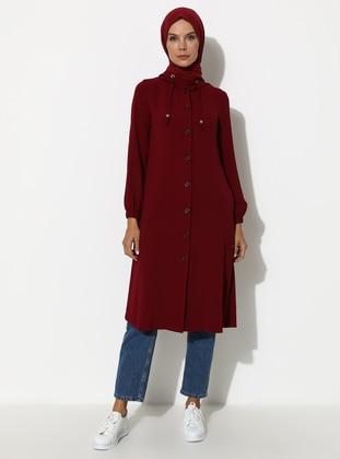 Cherry - Unlined - Topcoat