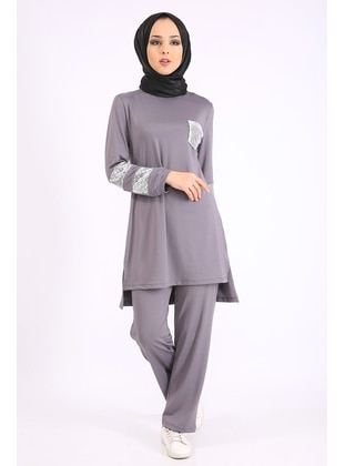 Silver tone - Tracksuit Set