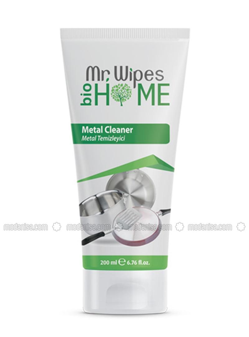 200ml - White - Green - Hygiene