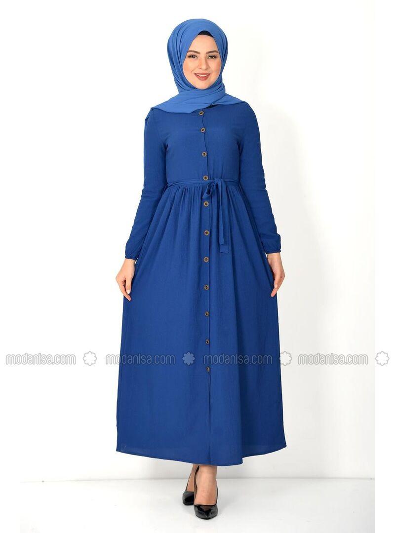 Saxe Dress