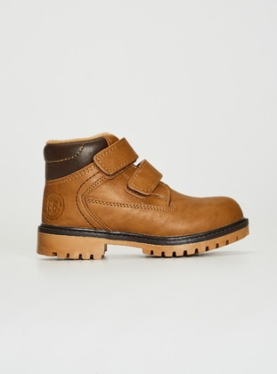 Brown - Boys` Boots