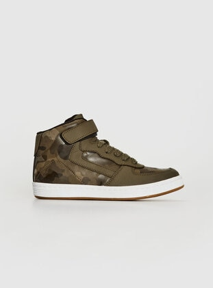 Khaki - Boys` Shoes - LC WAIKIKI