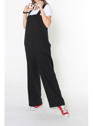 Black - Jumpsuit - Allday