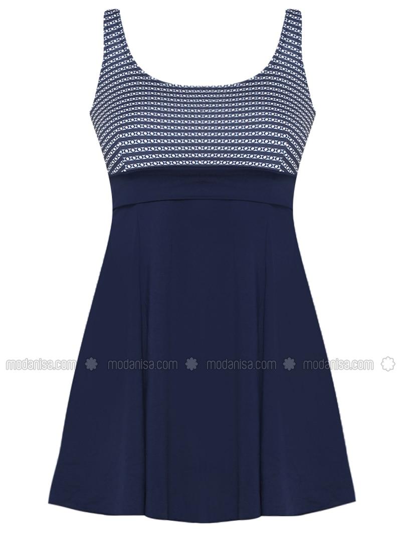Navy Blue - Bikini