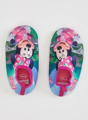Pink - Girls` Sandals - DeFacto