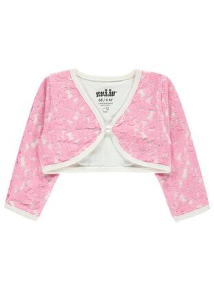 Pink - Baby Cardigan