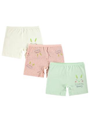 Pink - Girls` Underwear - Civil