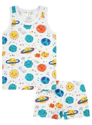 Ecru - Kids Underwear - Civil