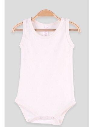 Ecru - baby bodysuits - Breeze Girls&Boys