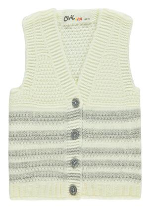 Gray - Baby Vest - Civil