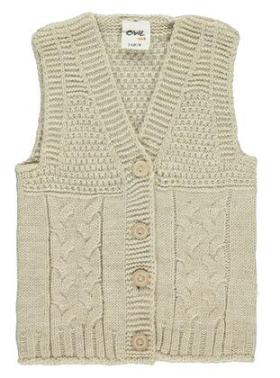Brown - Baby Vest - Civil