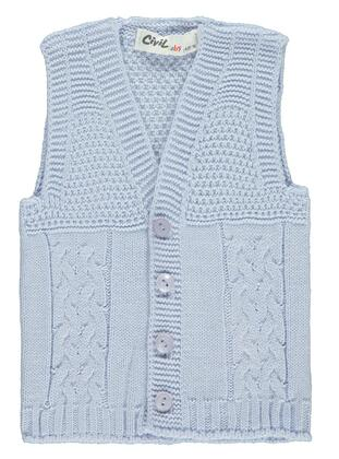 Blue - Baby Vest - Civil