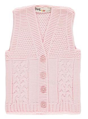 Pink - Baby Vest - Civil