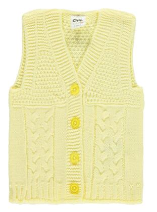 Yellow - Baby Vest - Civil