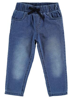 Blue - Boys` Pants - Civil