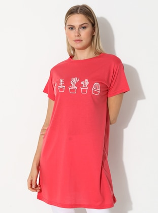 Coral - T-Shirt