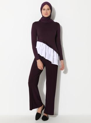 Purple - Pants