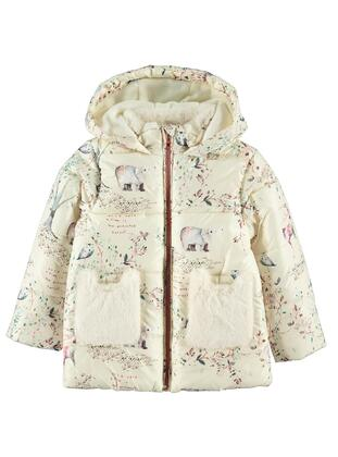 Ecru - Girls` Jacket