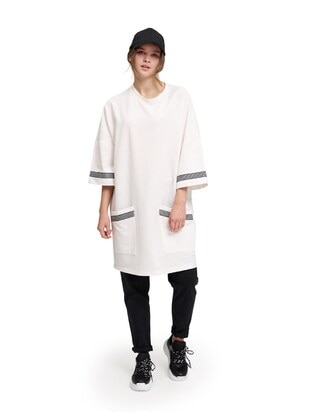 White - Sweat-shirt