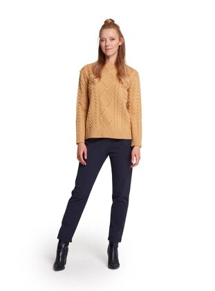 Camel - Knit Sweaters