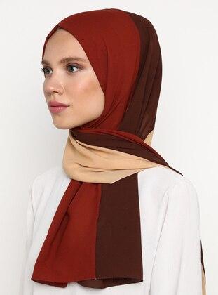 Multi - Plain - Shawl