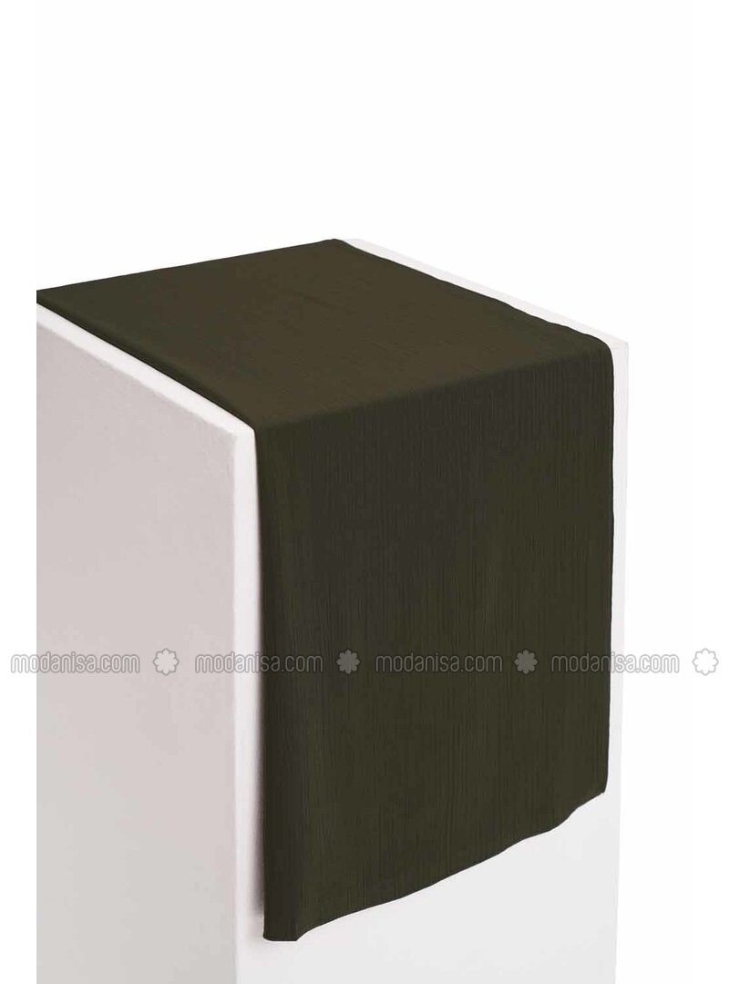 Khaki - Plain - Shawl Wrap