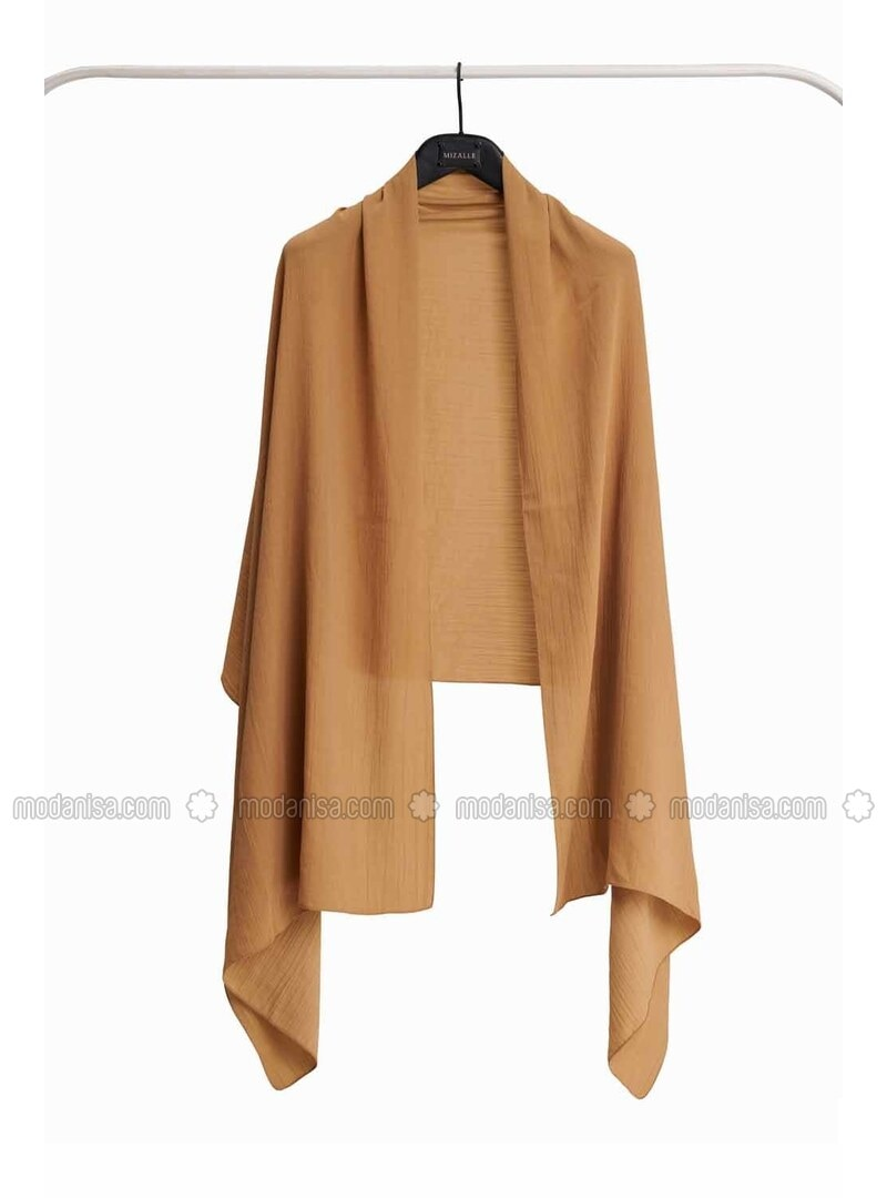 Terra Cotta - Plain - Shawl Wrap