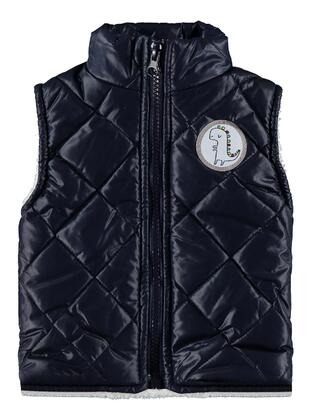 Navy Blue - Baby Vest - Civil