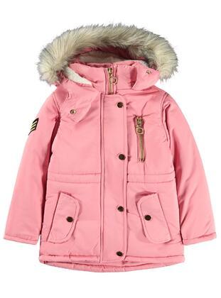 Pink - Girls` Jacket - Civil