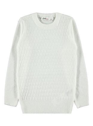 Ecru - Girls` Pullovers - Civil