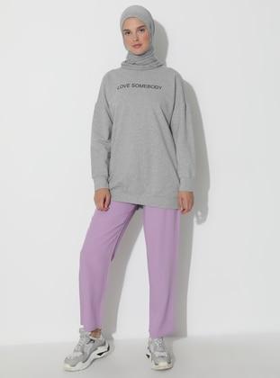 Lilac -  - Pants