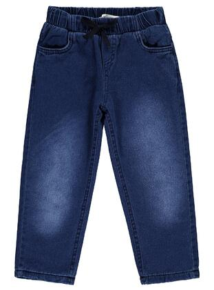Blue - Boys` Pants - Civil