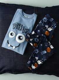 Blue - Boys` Pyjamas