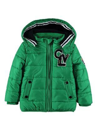 Green - Boys` Jacket