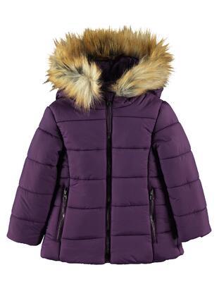 Purple - Girls` Jacket - Civil