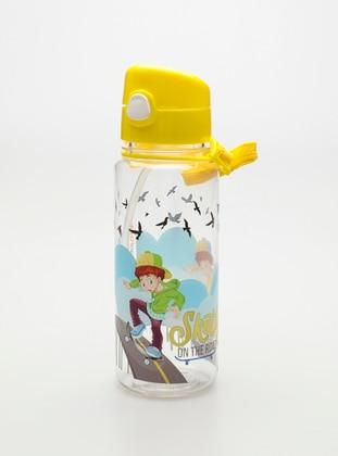 Yellow - Water Bottles
