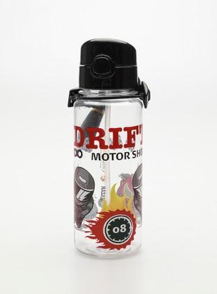 Black - Water Bottles