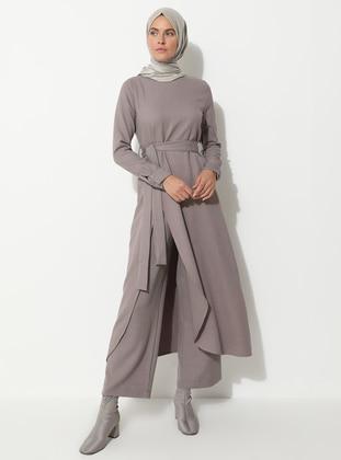 Mink - Unlined -  - Suit
