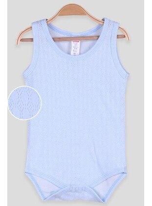 Blue - baby bodysuits - Breeze Girls&Boys