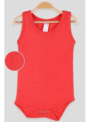 Orange - baby bodysuits