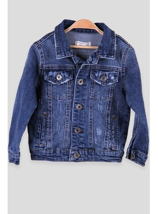 Blue - Boys` Jacket - Breeze Girls&Boys