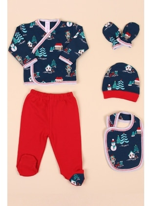 Red - Baby Care-Pack - Breeze Girls&Boys