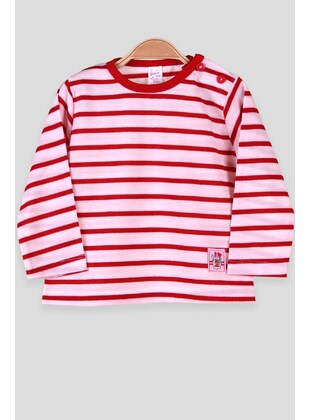 Red - baby t-shirts - Breeze Girls&Boys