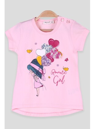 Pink - baby t-shirts