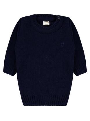 Navy Blue - Baby Jumpers - Civil